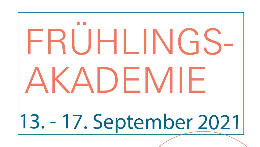 Banner Fruehlingsakademie