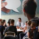 Gesprächsrunde im Rahmen der Veranstaltung 15 Jahre Sucht und Beschäftigung