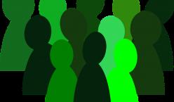 Mitarbeiter, Menschen, Team, Gruppe
